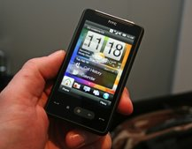 First Look: HTC HD mini