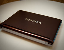 Toshiba NB305 notebook
