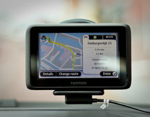 First Look: TomTom Go Live 1000
