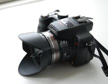 First Look: Panasonic Lumix DMC-FZ100
