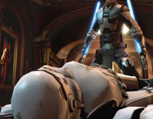 First Look: Star Wars - The Force Unleashed II