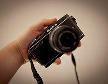 First Look: Olympus Pen E-P3