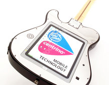 Intel create super-charged internet-enabled Fender Telecaster