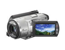 Sony launches HDD camcorder to compete against JVC