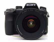 Sony give name to DSLR camera range