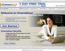 CinemaNow launches download-to-burn-DVD service