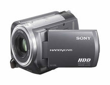 Sony launches three hard-disk camcorders