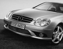 Mercedes CLK 500 gets new engine and sports pack for winter