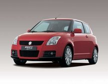 Suzuki announce Swift Sport