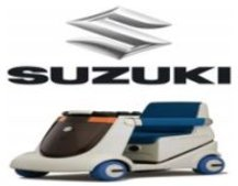 Suzuki unveil fuel cell-powered wheelchair