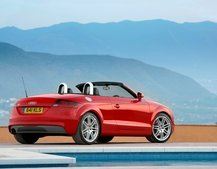 Audi TT Roadster arrives in UK
