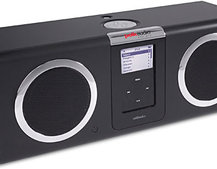 Polk Audio miDock10 iPod speakers promises a retro look