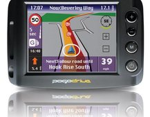 New Pogo Drive satnav and Pogo Alert camera detector