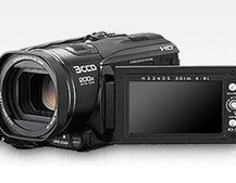 JVC launches Everio GZ-HD3 high def HDD camcorder