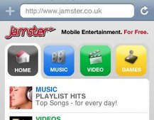 iPhone Week: App of the Day - Jamster
