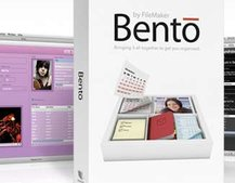 Filemaker ships Bento personal database for Leopard