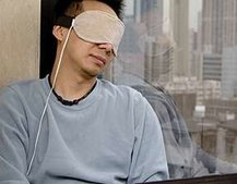 USB eye warmer available