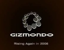 Gizmondo to relaunch in 2008?