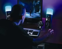 amBX lighting effects available with more applications