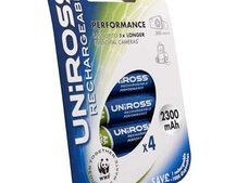 Uniross goes really green with new batteries