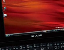 Sharp first with Intel Atom phone