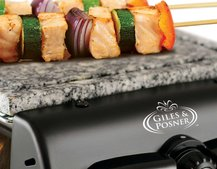 Giles and Posner launches Hot Stone Grill