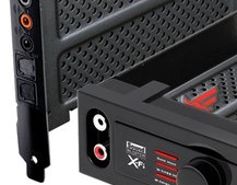 Creative Sound Blaster X-Fi Titanium sound cards launch