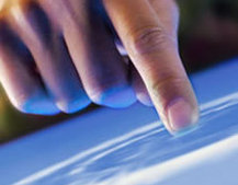 Touchscreen to dominate phone market