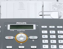 Philips launches two Faxjet fax machines