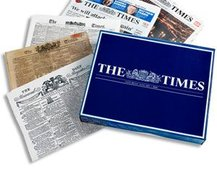 Times opens 200 year archive to the public