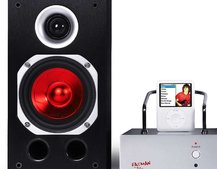 Fatman iTube Red-i iPod dock launches