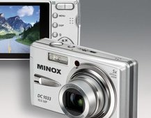 Minox to launch 10 megapixel snapper - the DC 1033