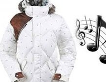 Burton Ronin Audio Stroll Jacket