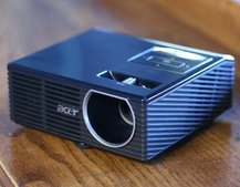 Acer unveils K10 LED pico projector