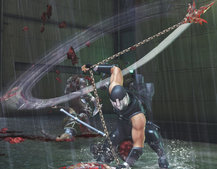 1000 free Xbox Live points with pre-orders of Ninja Gaiden II