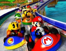 Mario Kart Wii tops global games chart for 2008