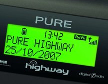Pure says in-car DAB demand high