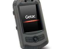 GPS-enabled Getac PDA PS535F
