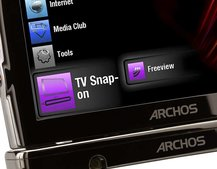 "Archos launches TV ""Snap-on"""