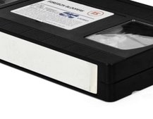 Panasonic launches VHS-Blu-ray player combo