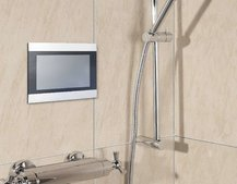 Dolphin offers waterproof bathroom TVs