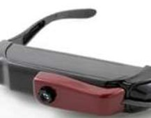 Vuzix demos augmented reality video eyewear
