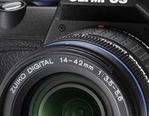 Olympus E-450 DSLR announced