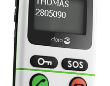 Five new Doro phones launched