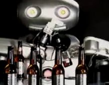 VIDEO: Mr Asahi real-life robotic barman revealed
