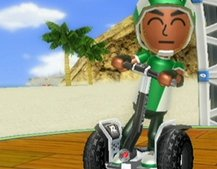 Segway PT to feature in Wii Fit Plus