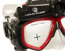 Liquid Image launches camcorder-equipped snorkel mask