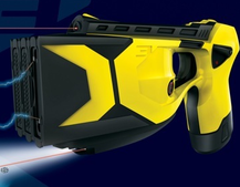 VIDEO: Semi-automatic Taser developed