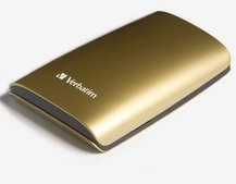 "Verbatim launches ""gold"" anniversary HDD"