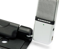 Samson Go Mic for Skyping from your laptop